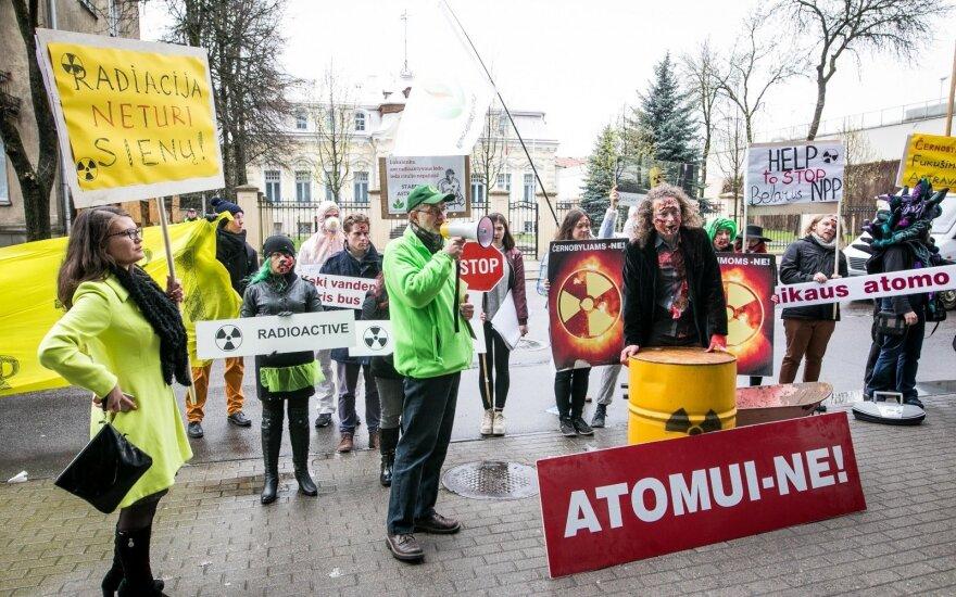 Правительство Литвы: БелАЭС в Островце представляет угрозу безопасности