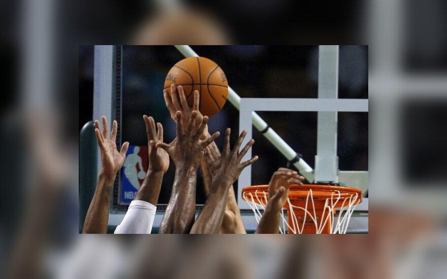 NBA krepšinis