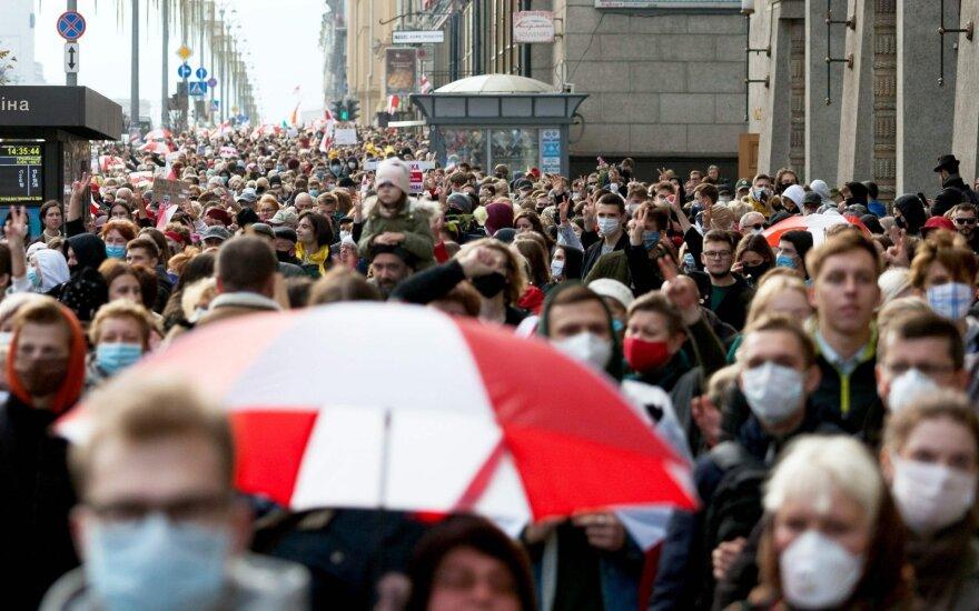 В Литву по гуманитарным причинам разрешено въхать 581 гражданину Беларуси