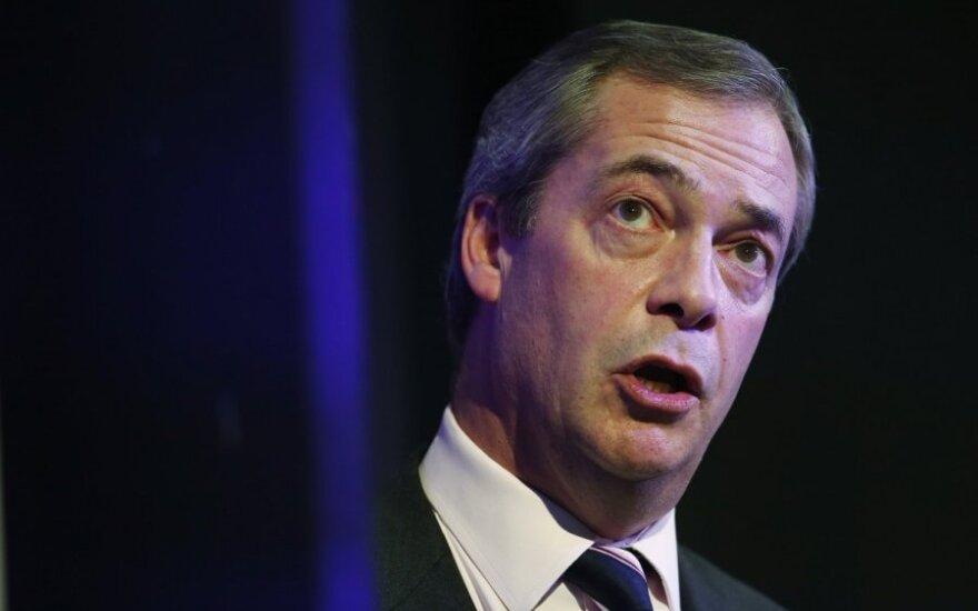 """Klęska Farage'a w Europie! """"To jest rozbój w biały dzień"""""""