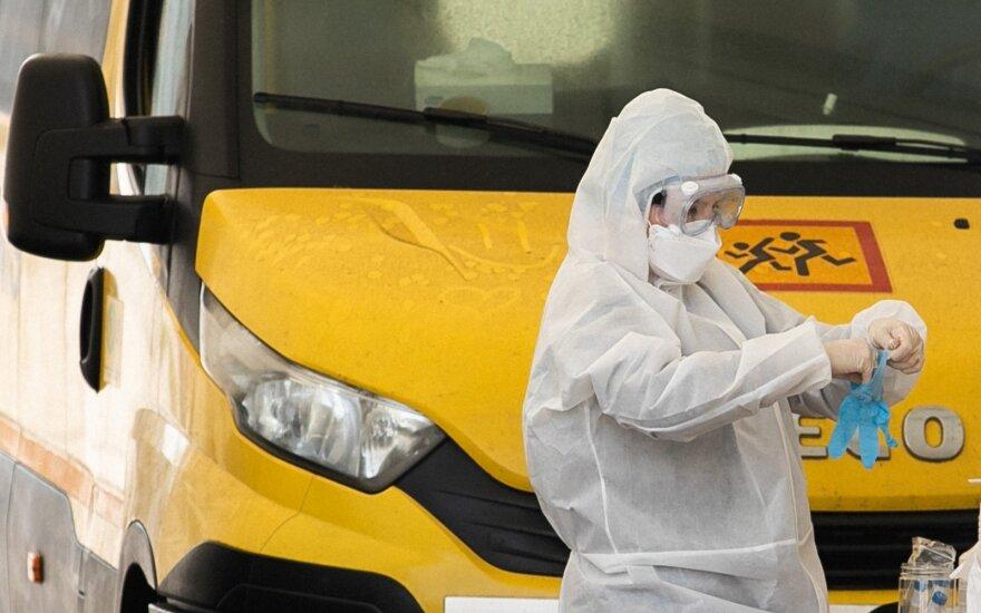 В Литве за сутки установили 8 новых случаев коронавируса