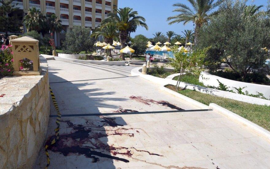 Attack in a tourist hotel in Tunisia