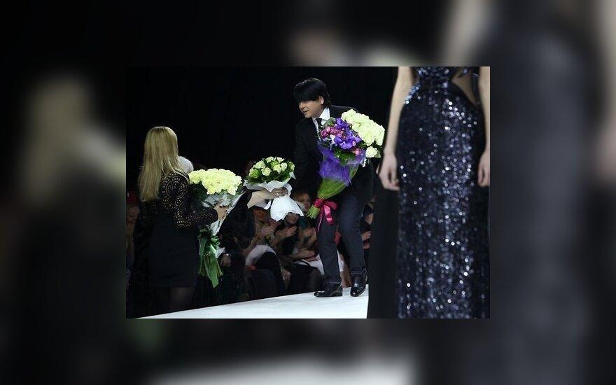 Юдашкин выдает дочь замуж за внука Максаковой