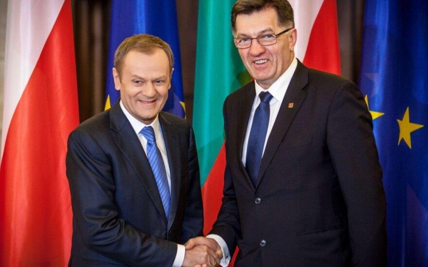 Premier Litwy w Brukseli spotka się z premierami Polski i Nigerii