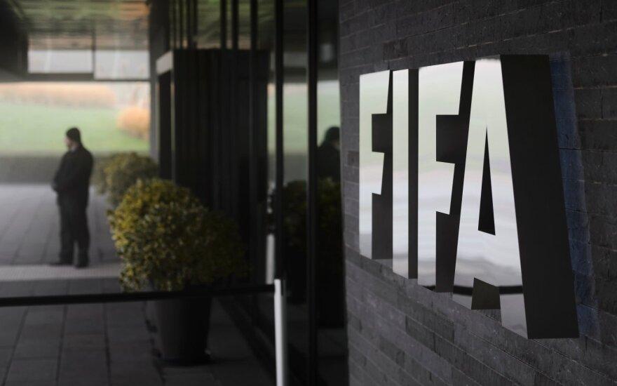 FIFA būstinė Ciuriche