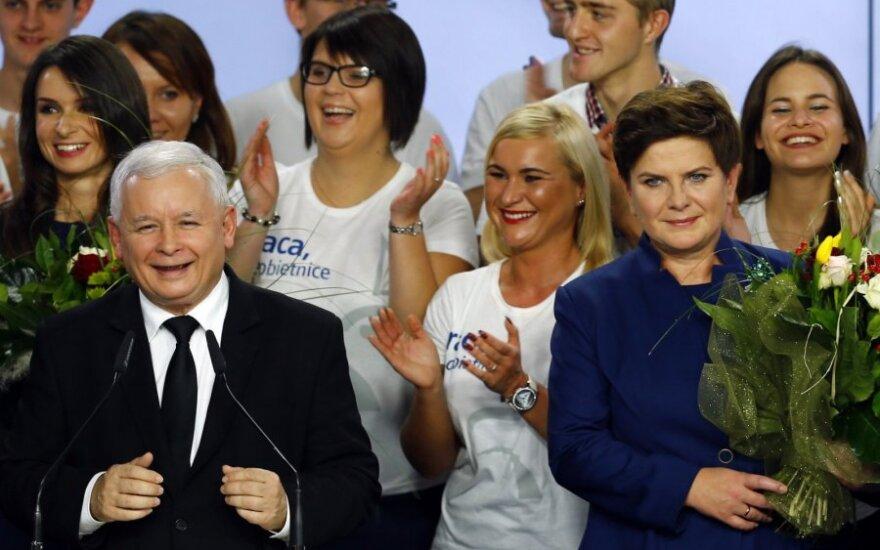На парламентских выборах в Польше победила партия Качиньского