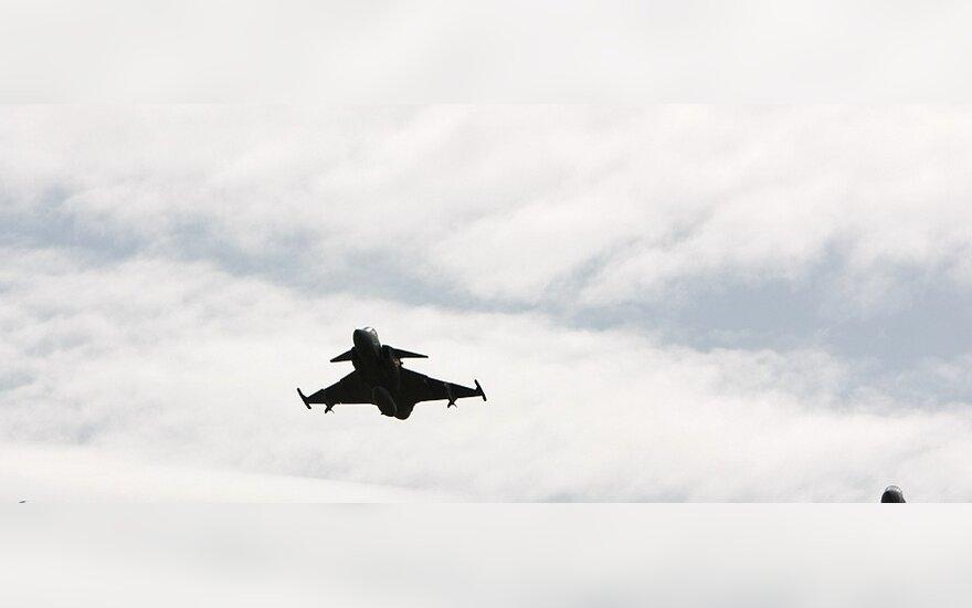 ВС Латвии и Германии проведут наблюдательные учебные полеты над Латвией
