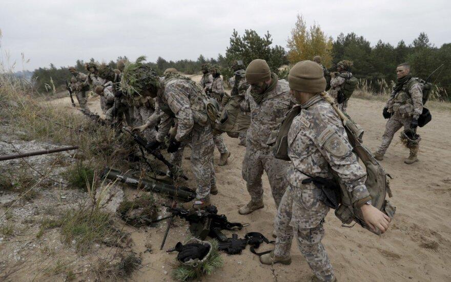 Латвия планирует увеличить количество своих военнослужащих в Мали