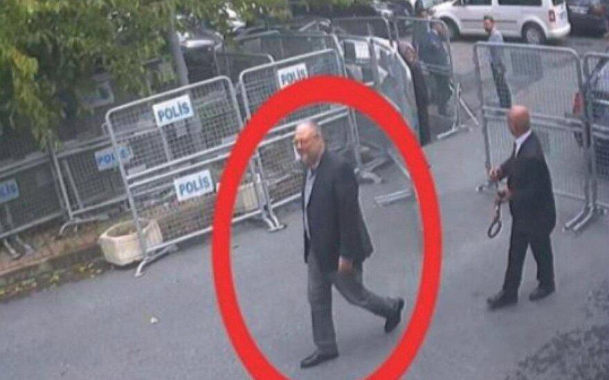 Saudo Arabija neleido rasto jos konsulato automobilio patikrinti Turkijos pareigūnams
