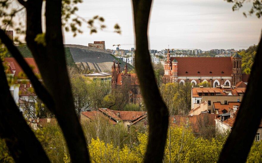 Опрос показал, чего жителям не хватает в большинстве районов Вильнюса