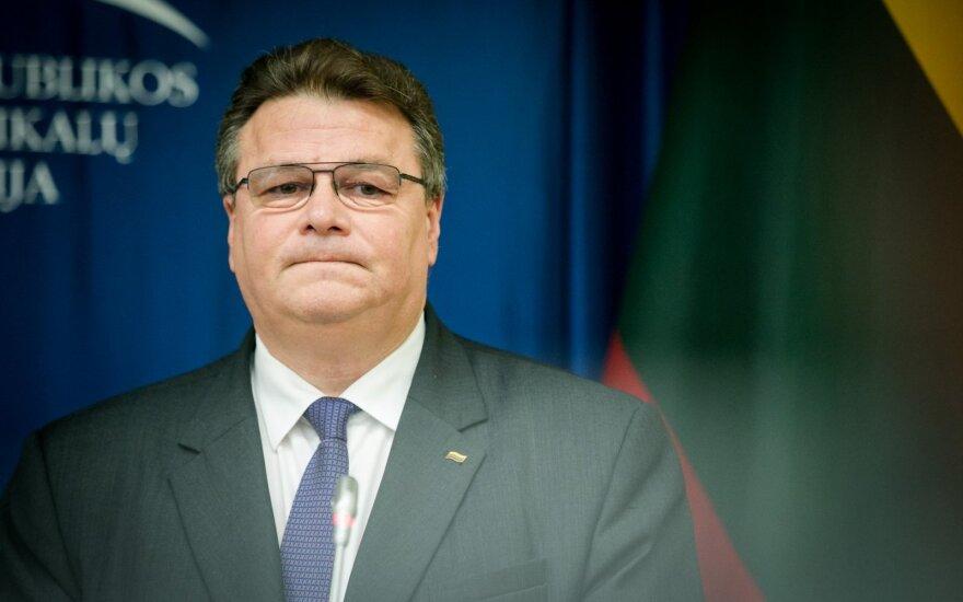 Линкявичюс призвал активнее решать конфликт в Украине