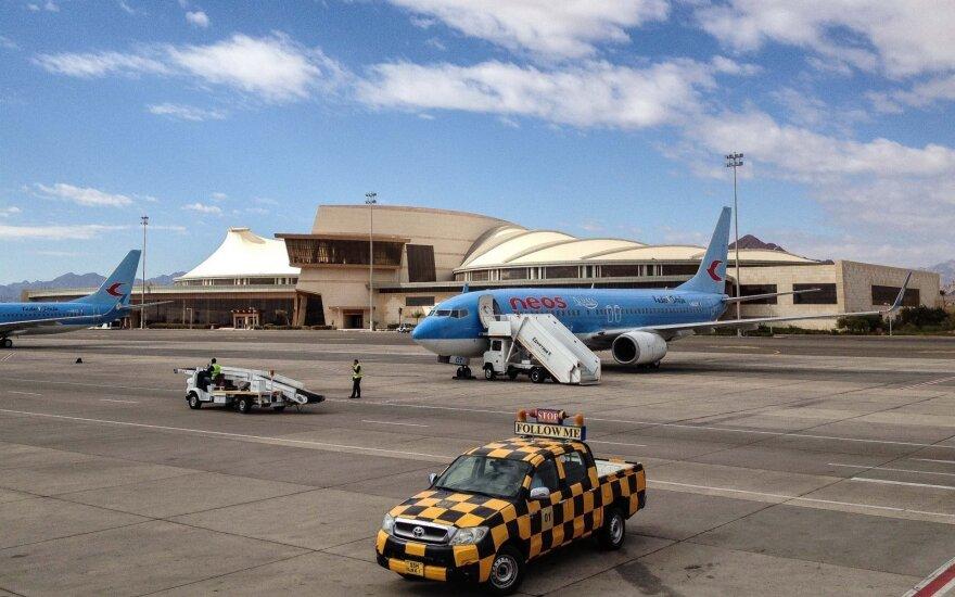 Египет готов возобновить авиасообщение с Россией