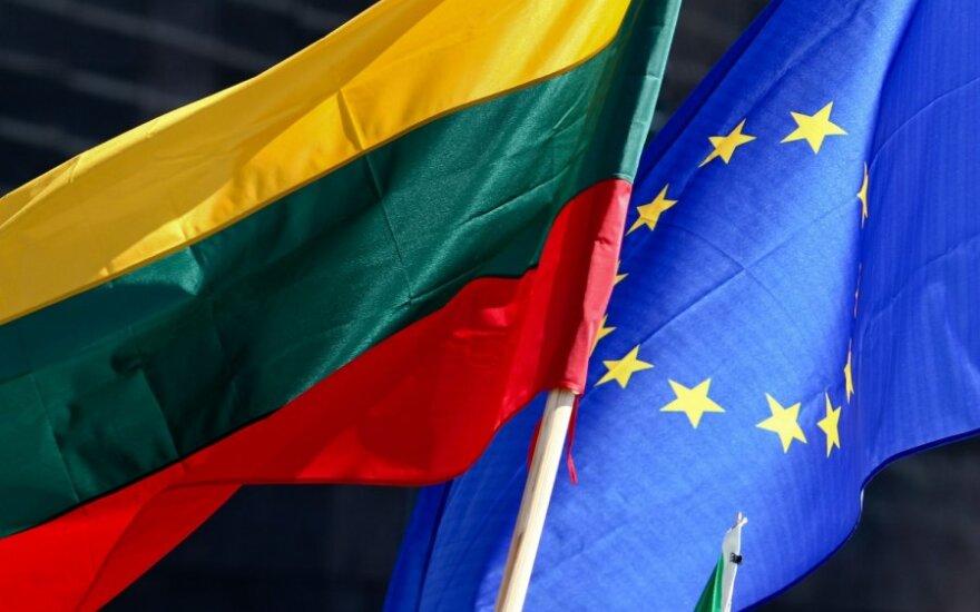 Ажубалис представил послам стран ЕС приоритеты председательства Литвы в Совете ЕС