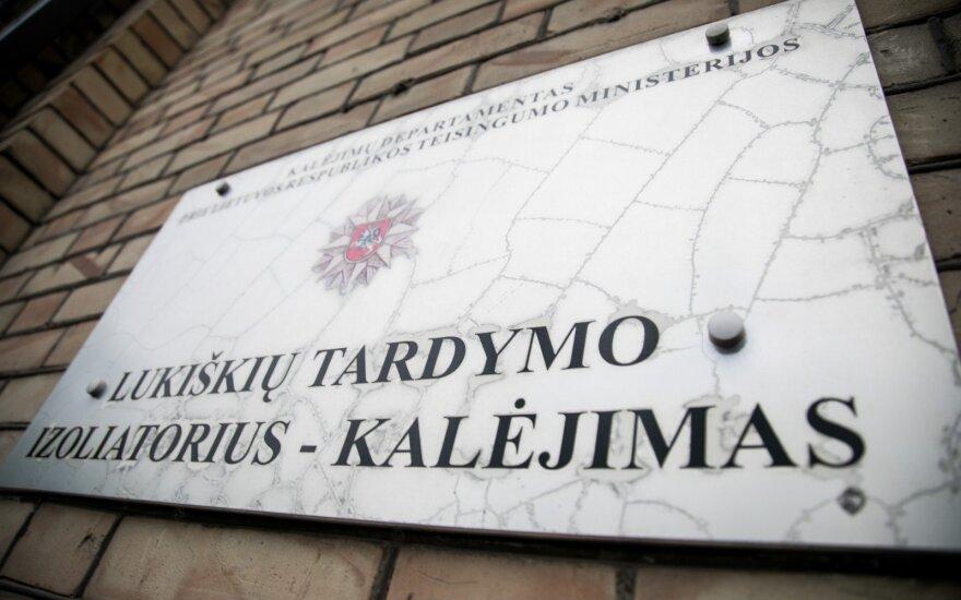 Никаких исключений: из Лукишкской тюрьмы заключенных переведут в другие колонии