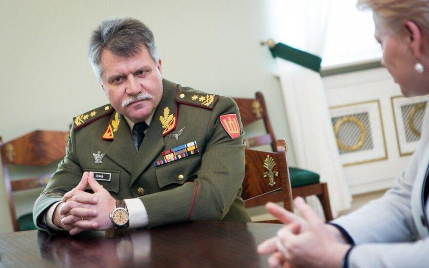 Генерал Жукас рассказал, к каким вызовам должна готовиться Литва