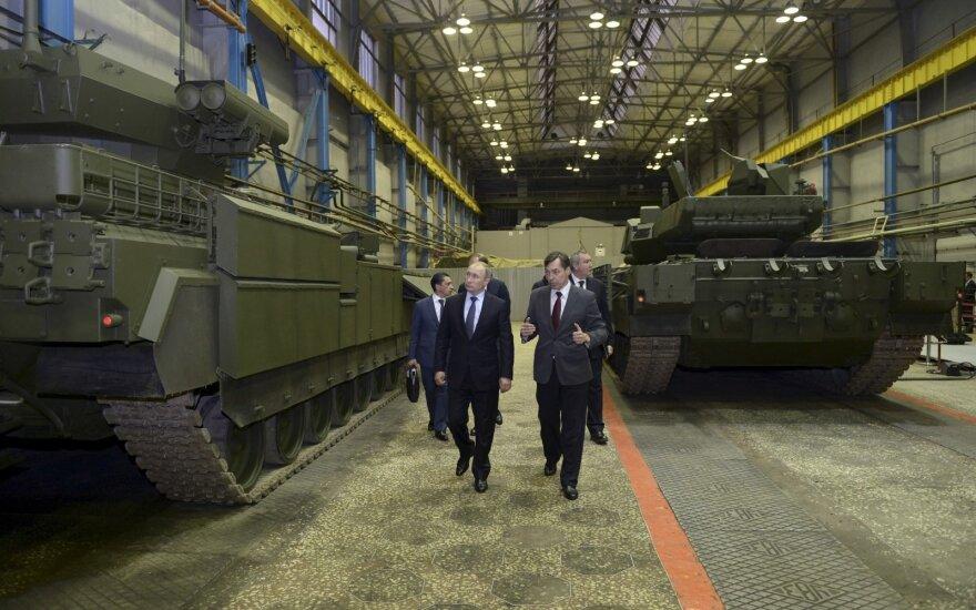 Chatham House: Россия наращивает влияние за счет торговли оружием