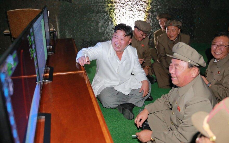 """КНДР грозит США """"самыми жесткими контрмерами"""""""