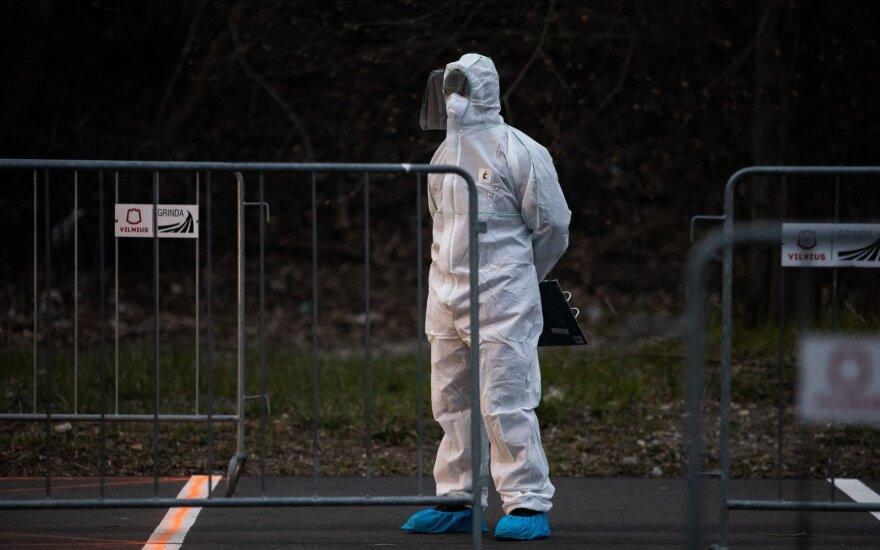 НЦОЗ: очаг коронавируса в Кярнаве разгорается еще больше - три новых случая