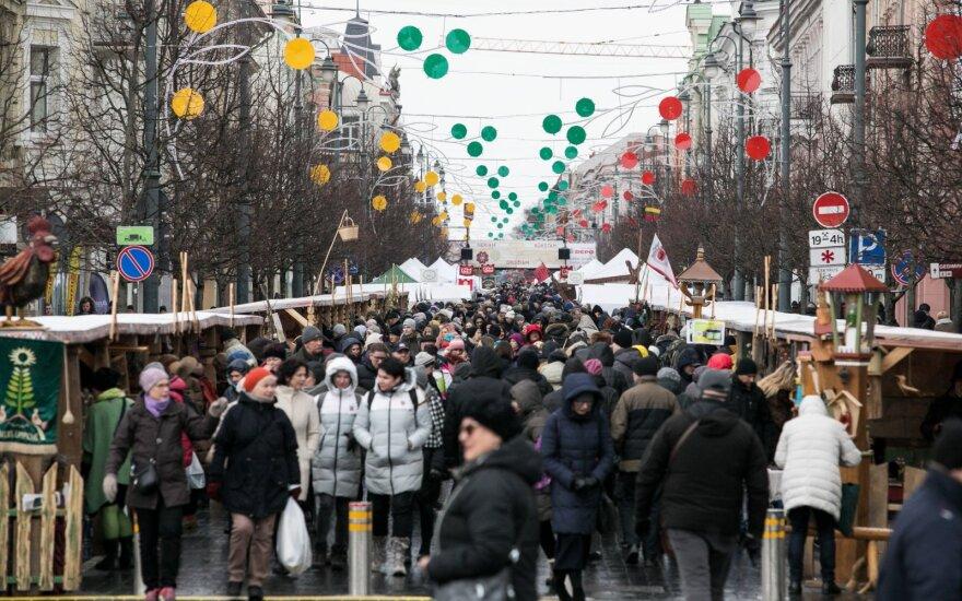 Минздрав Литвы рекомендует: собираетесь на Ярмарку Казюкаса - рационально оцените состояние своего здоровья