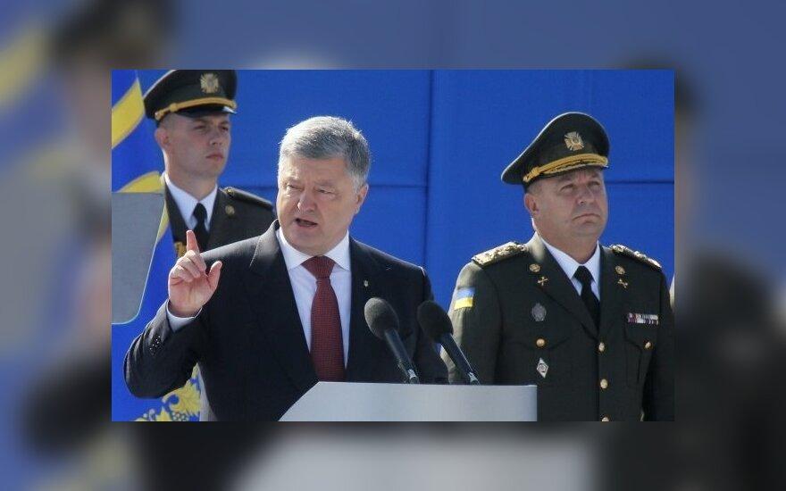 """Порошенко предложил покончить с """"российской церковью"""" в Украине, сравнив ее с пленом"""