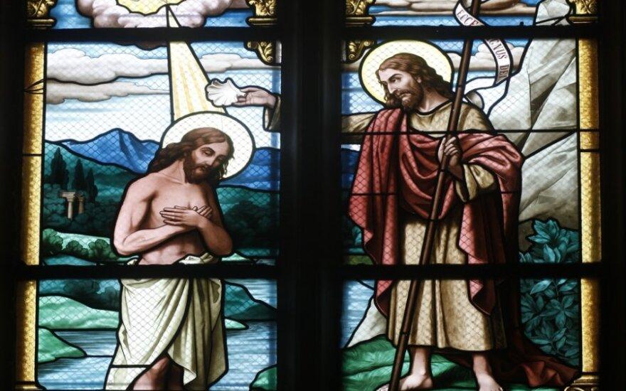 Ks. Byliński: Uroczystość Narodzenia św. Jana Chrzciciela