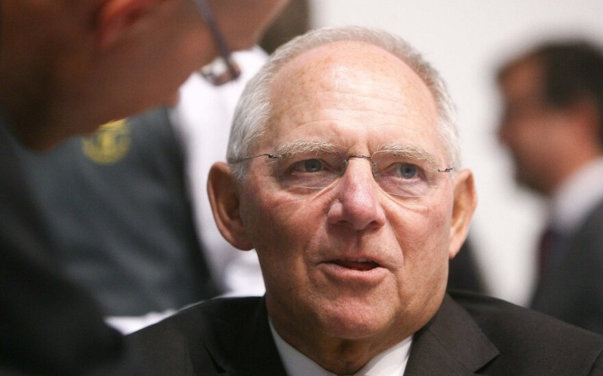 "Глава бундестага критикует политику ФРГ за ""Северный поток - 2"""