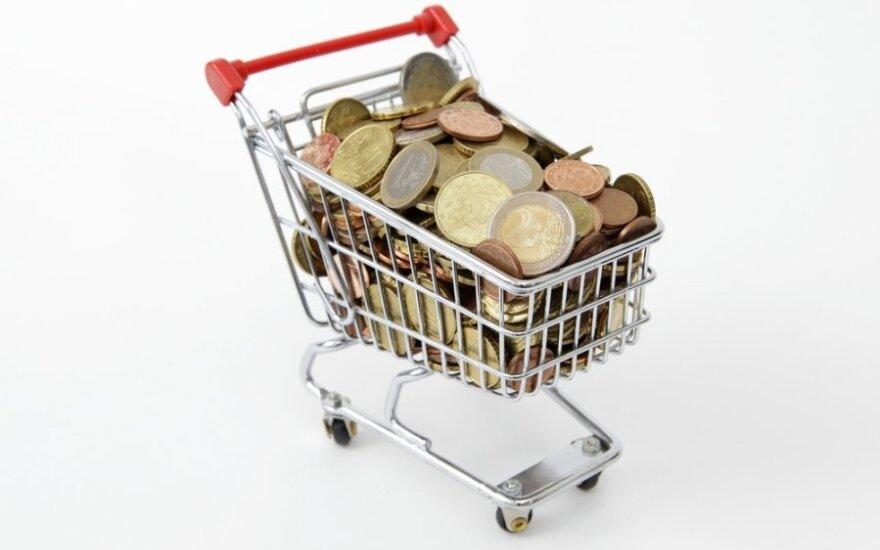 W 2012 roku do budżetu wpłynęło o 136,6 mln litów więcej