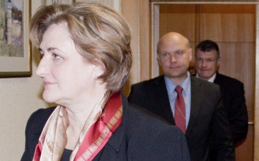 Loreta Graužinienė, Rymantas Mockevičius