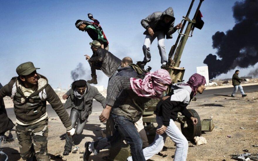 "Yuri Kozyrev, Rusija, ""Noor Images for Time"". Libija"
