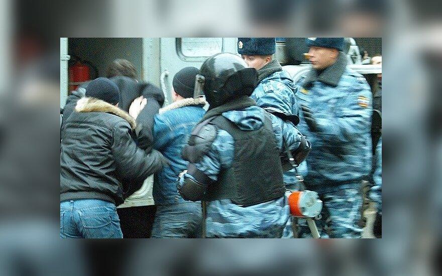 В Перми полиция предотвратила массовую драку: 104 человека задержаны