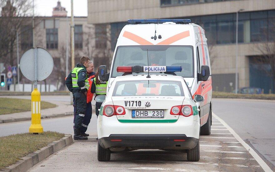В Расейняйском районе в аварии погибла женщина