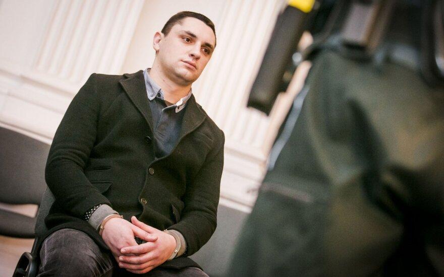 Завладевшего автоматом Молоткова приговорили к тюремному заключению