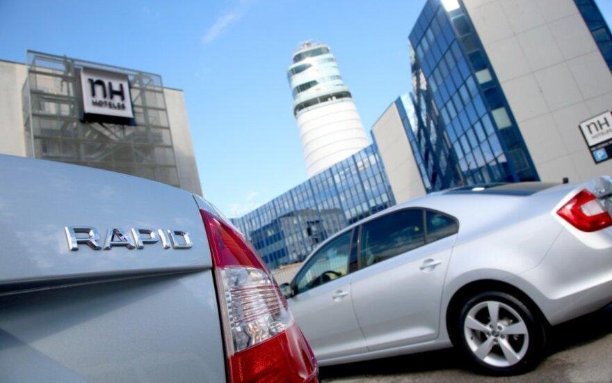 Skoda отправит спортивный Rapid в серийное производство
