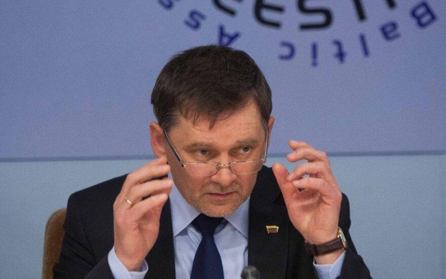 Valentinas Stundys: Nikt, oprócz Polaków, nie żąda oryginalnej pisowni nazwisk