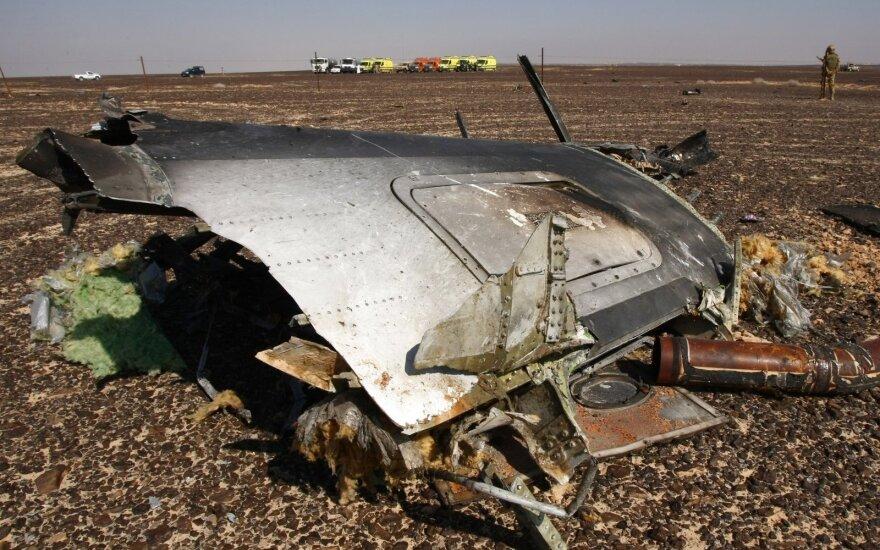 Песков: Лондон не делится с Москвой данными о крушении самолета в Египте