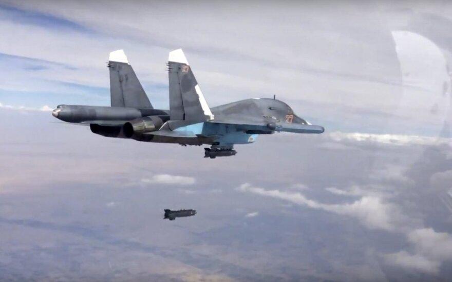 Кремль назвал утками сообщения об авиаударах по мирным сирийцам