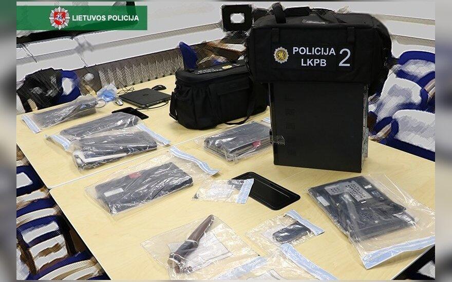 Литовская полиция начала 47 расследований, связанных с детской порнографией