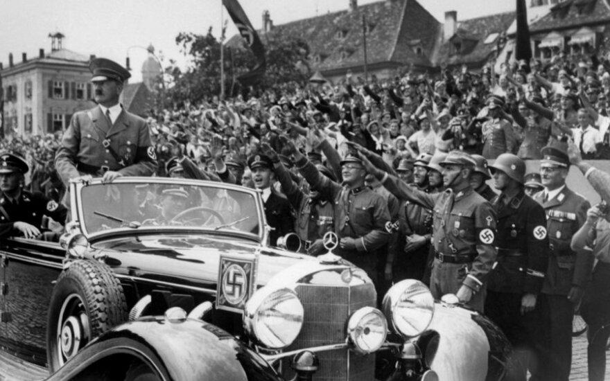 Zychowicz: Hitler chciał mieć Polskę u swojego boku