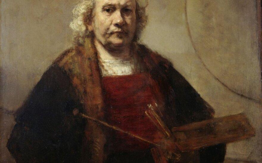 Обнаружена новая картина Рембрандта