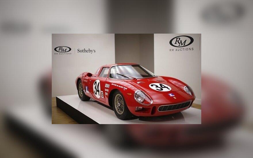 Самая дорогая в мире коллекция автомобилей продана за $67 млн