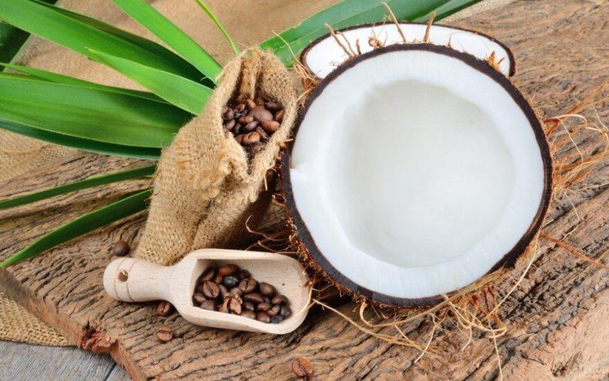 Кокосовое масло не защитит от солнца