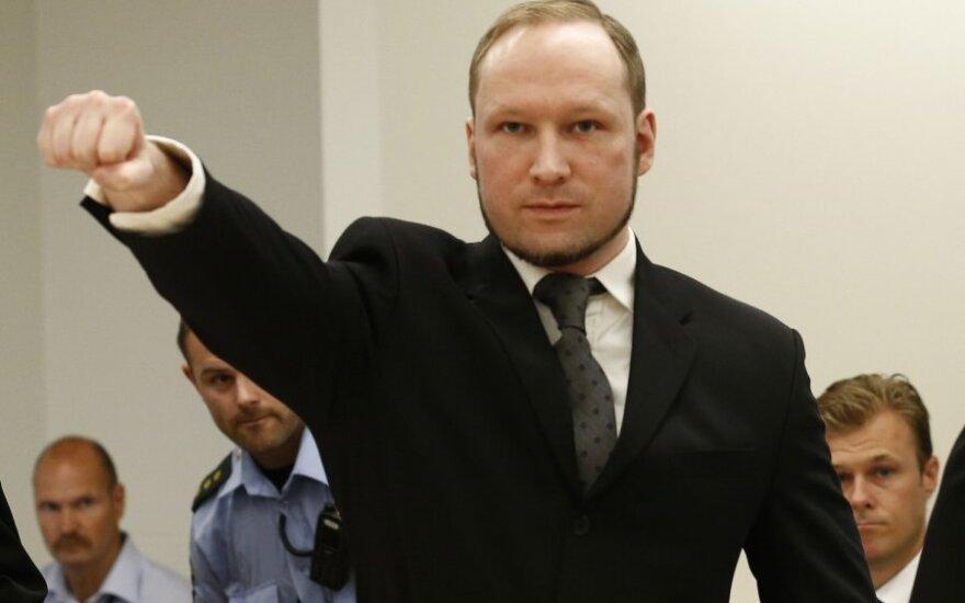 Norwegia: Breivik skarży się na złe warunki w więzieniu