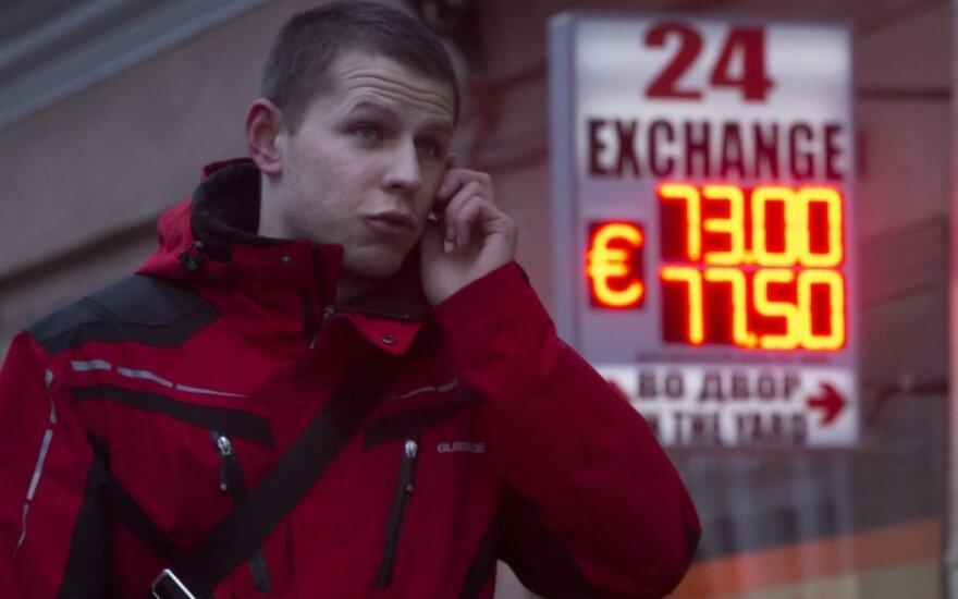 Ухудшающаяся российская экономика – сигнал Литве