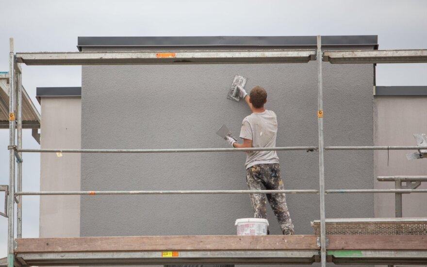 СМИ: строительный сектор Литвы в этом году может уменьшиться на 30%
