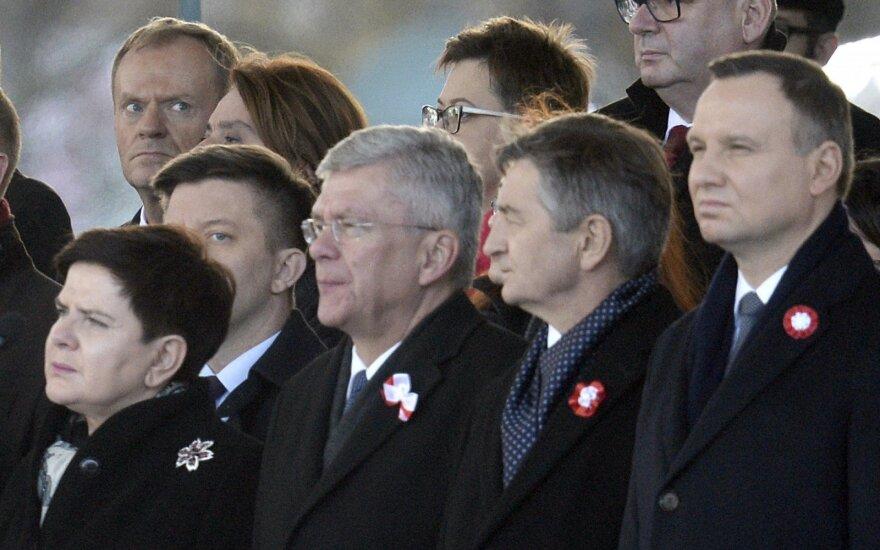 Литву посетит спикер Сената Польши