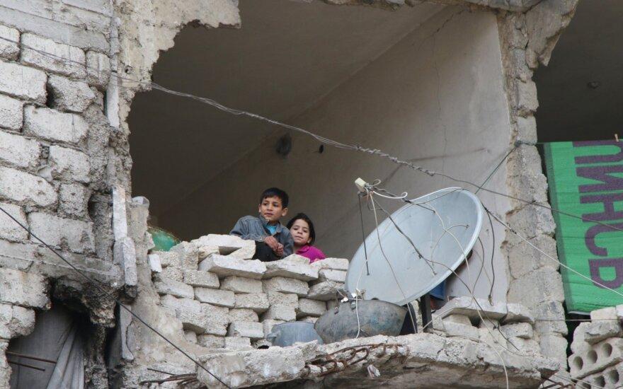 Кремль отверг обвинения в бомбардировке больницы в Сирии