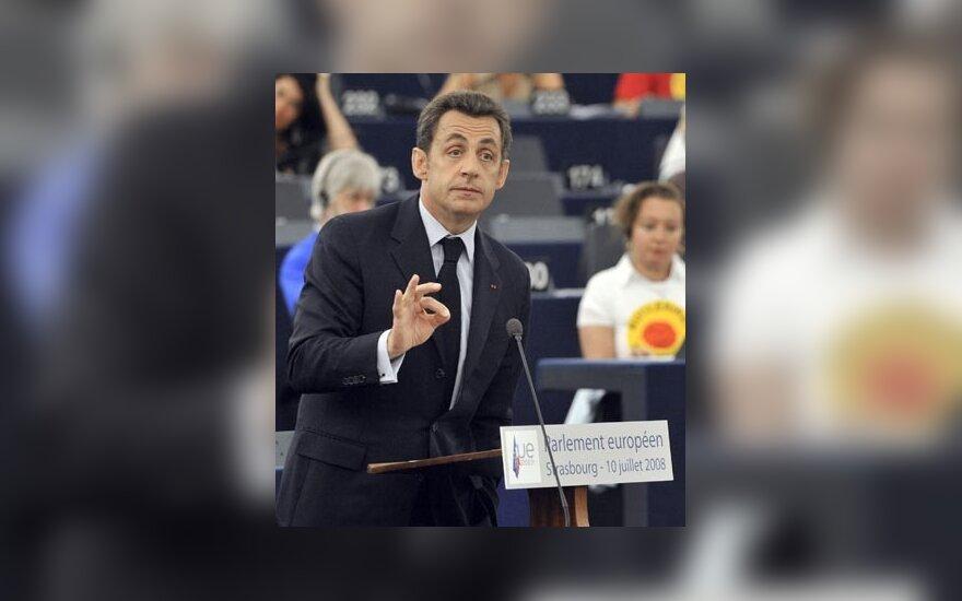 Саркози прошелся по Обаме, Меркель и Баррозу