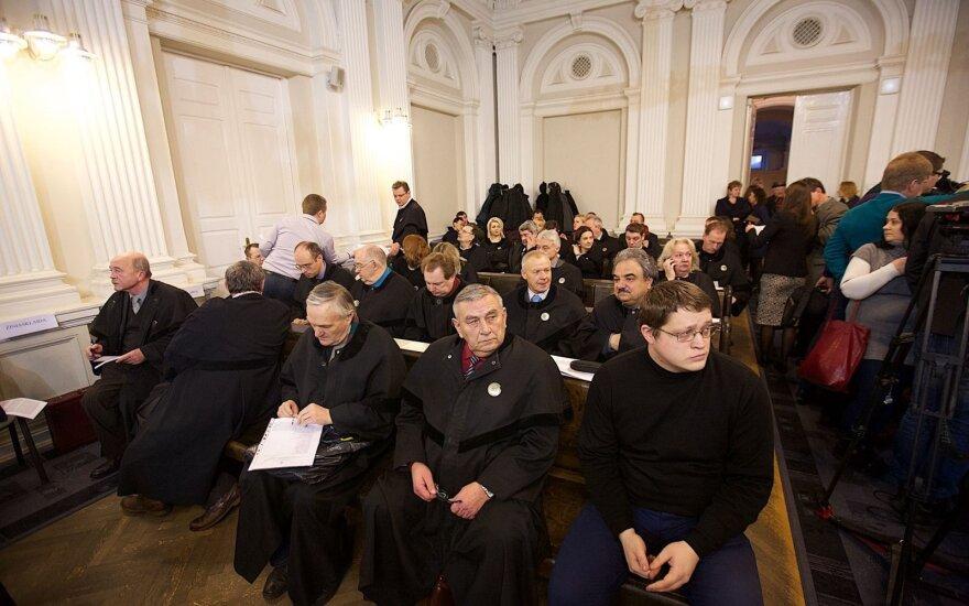 В Литве завершено рассмотрение дела о событиях 13 января 1991 года, приговор - в феврале