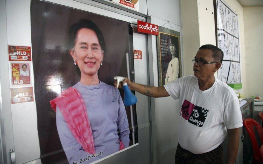 Исторические выборы в Мьянме завершились при высочайшей явке