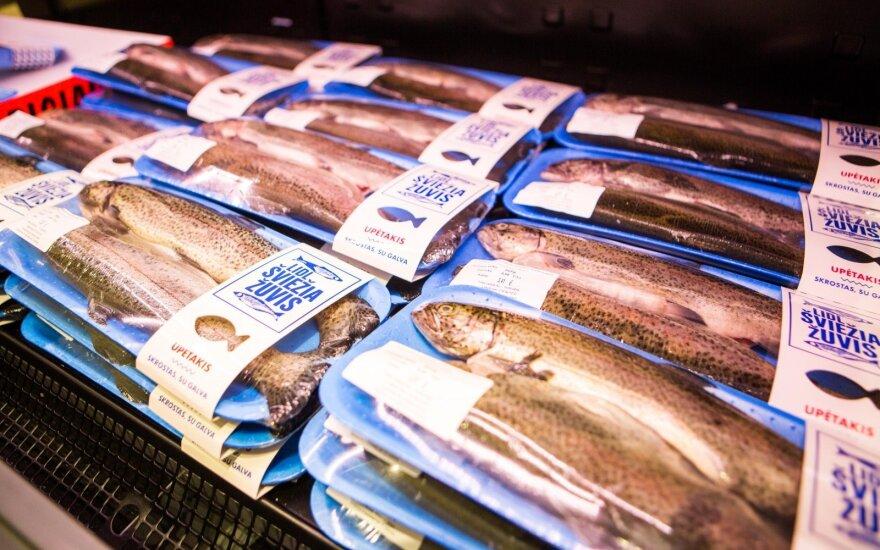 Ветеринары из РФ, Беларуси и Казахстана дадут оценку литовским предприятиям по переработке рыбы